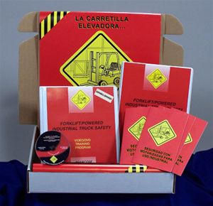 Forklift / Powered Industrial Truck- Compliance Kit (DVD)