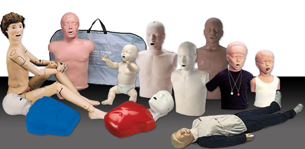 CPR Training Manikins